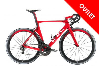 OUTLET - SK PININFARINA - ROSSO FUOCO - Frame set