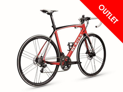 OUTLET 2018 - IDOL DISC - ROSSO - Frameset