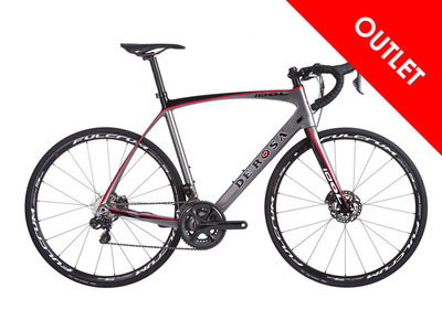 OUTLET 2018 - IDOL DISC - SILVER MC - Frameset