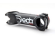 ZERO100 TEAM stem/attacco 110 mm BLACK, Alloy 2014, 70°