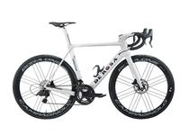 PROTOS DISC - BIANCO - Frame set