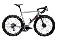 2020 MERAK DISC - SUPER SILVER - Frame set