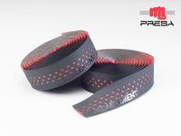 STUURLINT PRESA Zwart / Rood - 402 - EXTRA COMFORT