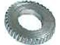525 - Knurled Washer - geribbelde ring rem