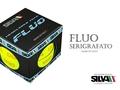 FLUO SILKSCREENED - YELLOW - stuurlint