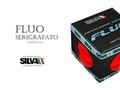 FLUO SILKSCREENED - ORANGE - stuurlint