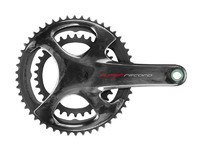SUPER RECORD 12 - 170 mm - Ultra Torque Crankstel - Ti CARBON