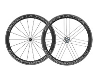 BORA ULTRA - 35 / 50 - DARK LABEL - Clincher Wielset