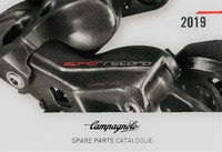 2019 SPARE PARTS CATALOGUE - CAMPAGNOLO
