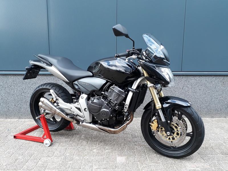 VERKOCHT.....Honda CB 600 F Hornet 2008