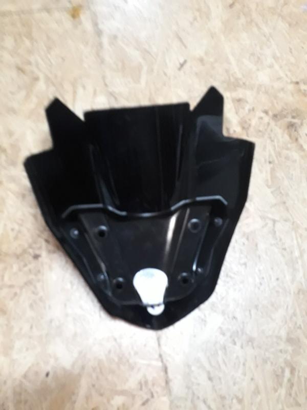 YamahaMT-07 Flyscreen Ermax zwart