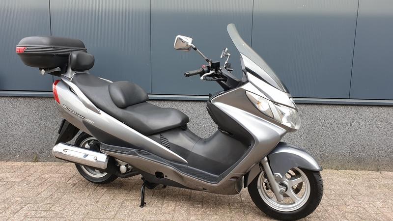 VERKOCHT......Suzuki AN 400 Burgman 2006