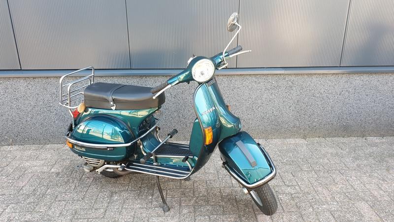 VespaP 200 E 1981