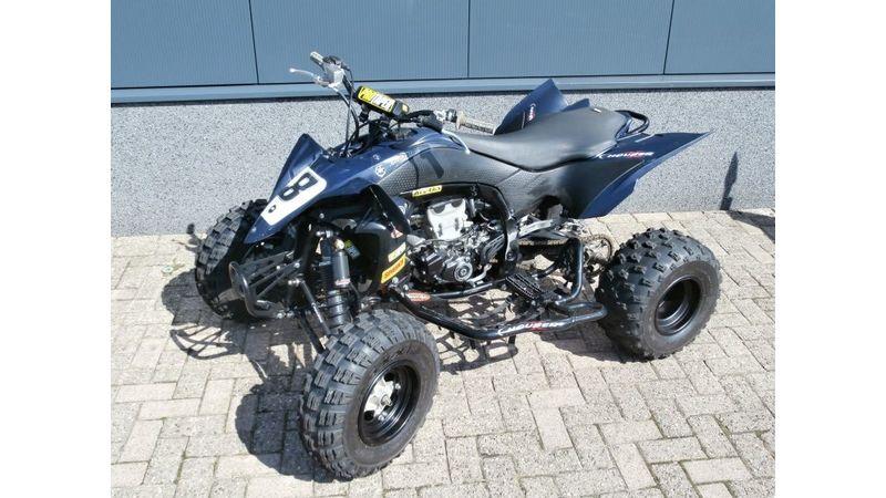 VERKOCHT.....Yamaha quad YFZ 450 special edition