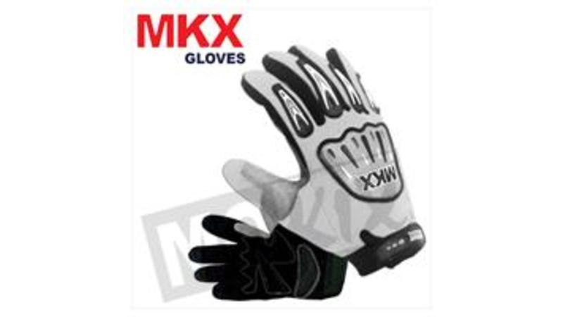 MokixCrosshandschoenen Wit