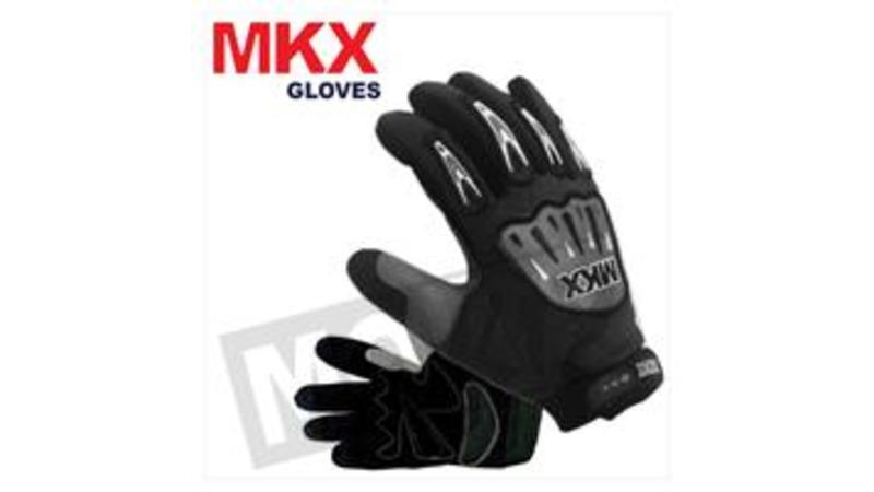 MokixCrosshandschoenen Zwart