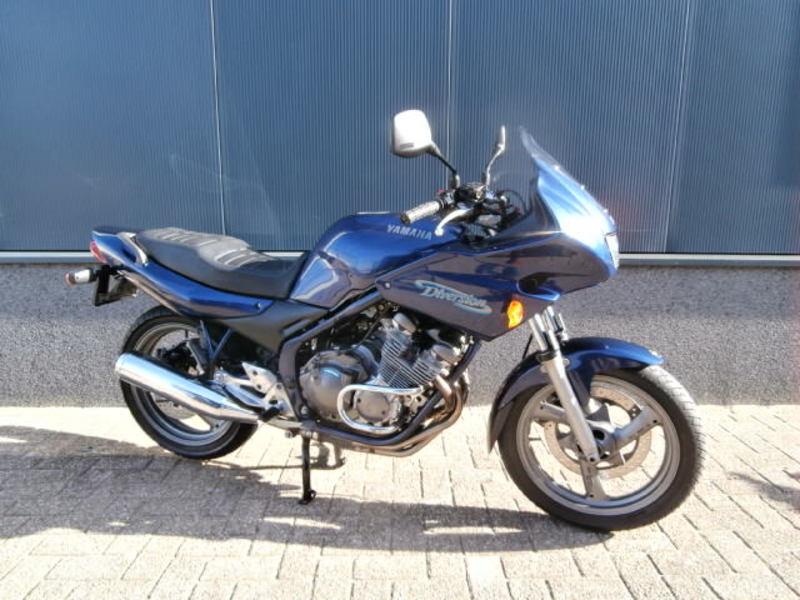 VERKOCHT......Yamaha  XJ 600 Diversion