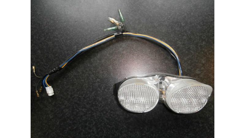 YamahaR6 led achterlicht