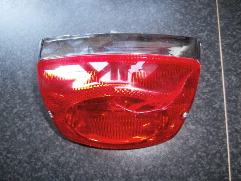 YamahaAchterlicht Vespa LX