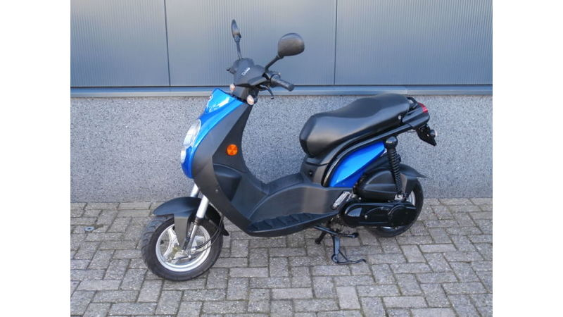 VERKOCHT...Peugeot Ludix 10