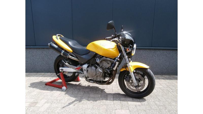 VERKOCHT CB 600 F 2000