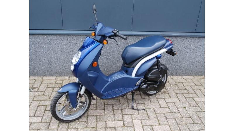 VERKOCHT...Peugeot Ludix 14