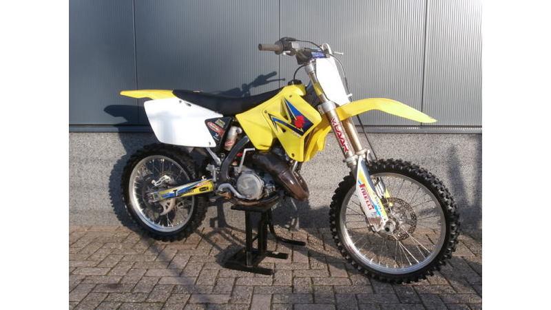 VERKOCHT....Suzuki RM 125   2008