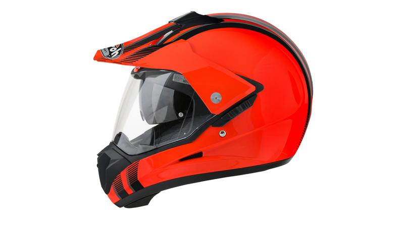 AirohS5 Line Orange
