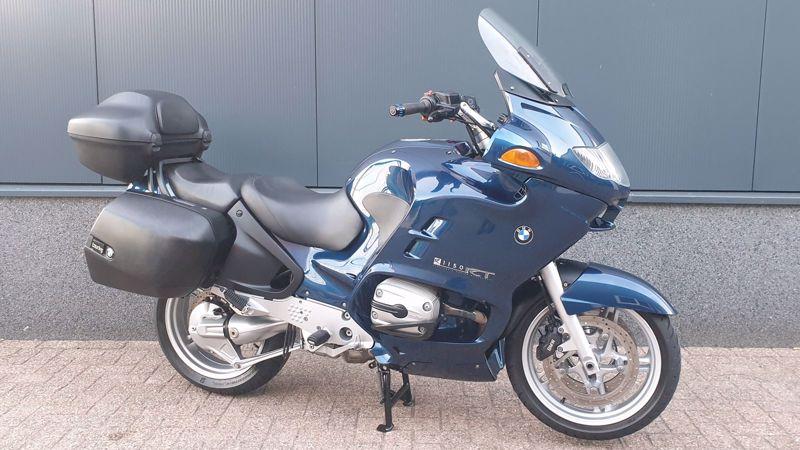 VERKOCHT....BMW R 1150 RT