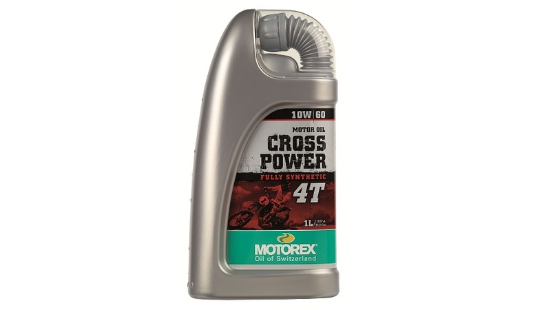 MotorexCross power 4t 10w60
