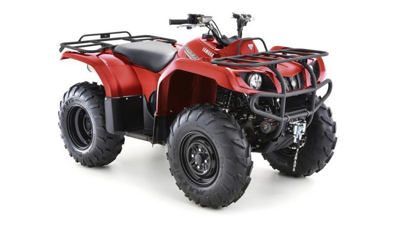 YamahaGrizly 350  4WD