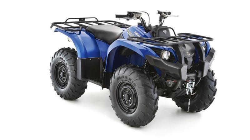 YamahaGrizly 450 EPS