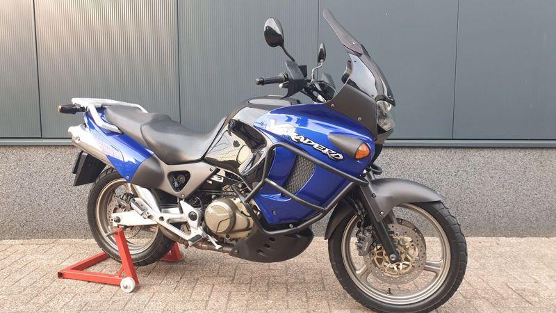 VERKOCHT....Honda XL 1000 V Varadero