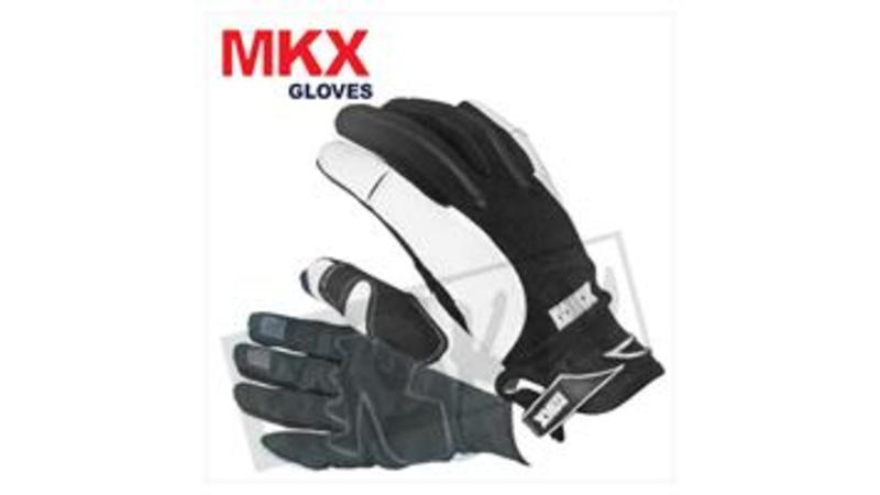 MokixCrosshandschoenen Zwart-Wit