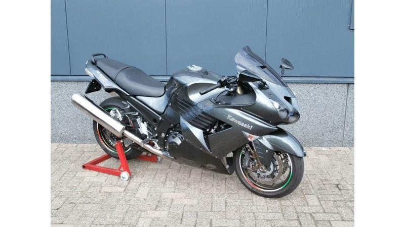 VERKOCHT......Kawasaki ZZR 1400 ABS