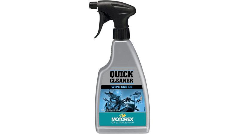 Motorexquick cleaner