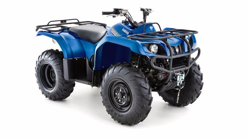 YamahaGrizly 350  2WD