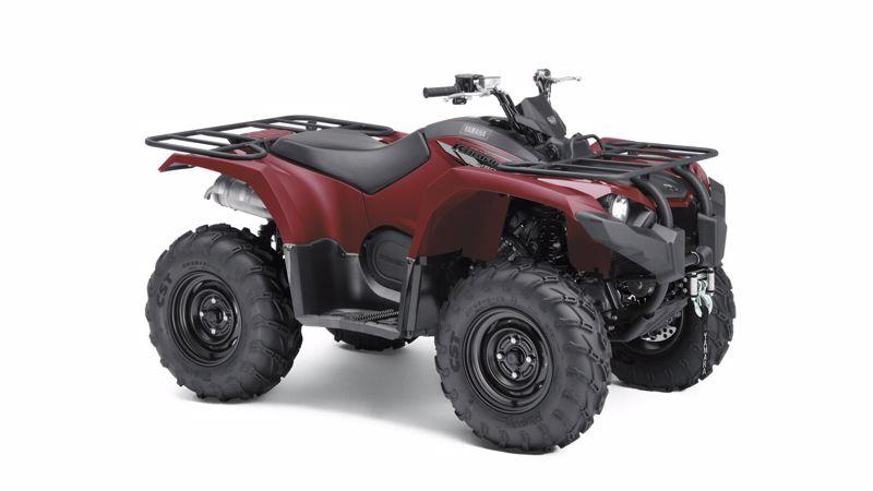 YamahaKodiak 450