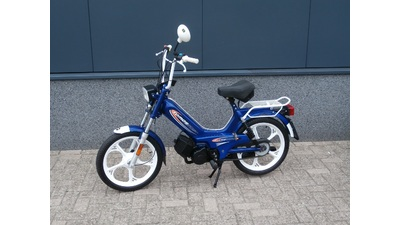 ....Tomos Luxe 25 km/h blauw