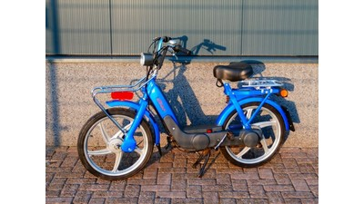 ......Ciao blauw 25 km/h