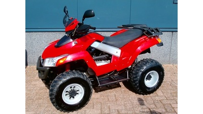 Quadlander 250 rood