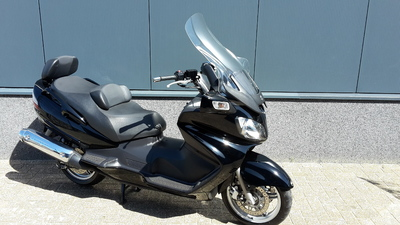 .....Suzuki Burgman Executive AN 650 ABS