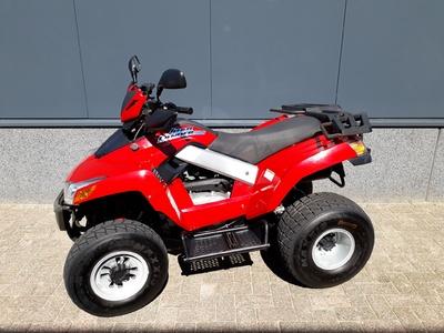 .......SYM Quadlander 250 rood