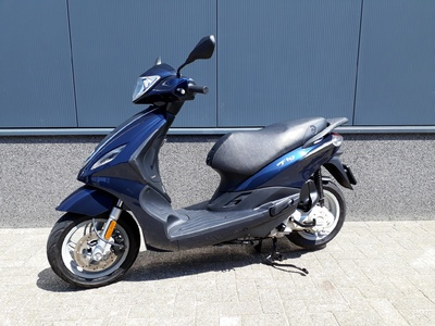 New Fly 25 km/h blauw 2014