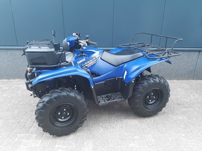 ......Yamaha Kodiak 700 EPS blauw 2017  slechts 85 km