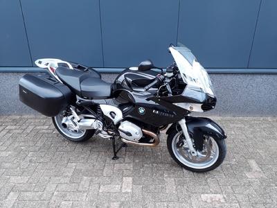 .....BMW R 1200 ST  ABS zwart  2008 (slecht 8000 km.)