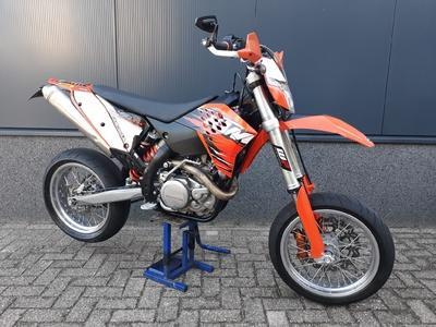 ....KTM 450 EXC Supermotard 2010