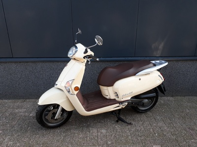 ....Kymco Like 50 snorscooter  4-takt  2010