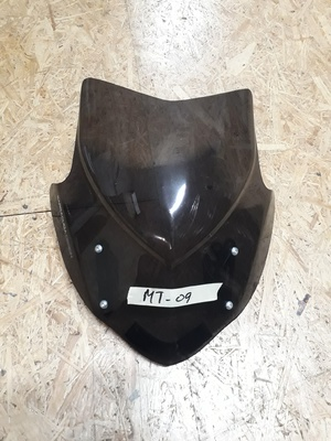 MT-09 Flyscreen Barracuda aerosport