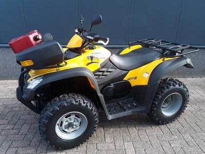 .....Kymco MXU 500 4x4 2010